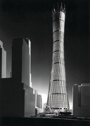 Hyperboloid, I.M.Pei, Never Built New York Metropolis Books