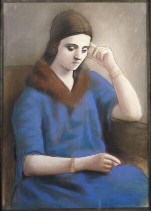 Picasso Pablo (dit), Ruiz Picasso Pablo (1881-1973). Paris, Musèe Picasso.
