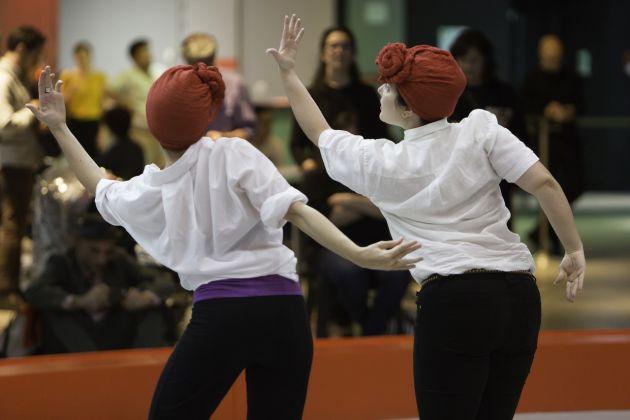 Marinella Senatore The School of Narrative Dance @Hervé Veronese