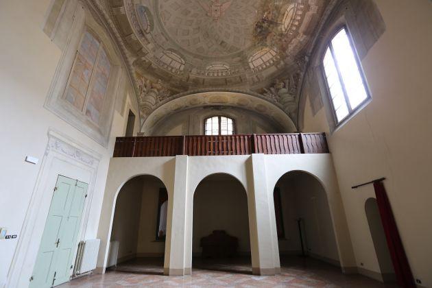 Palazzo Pallavicni sala mozart