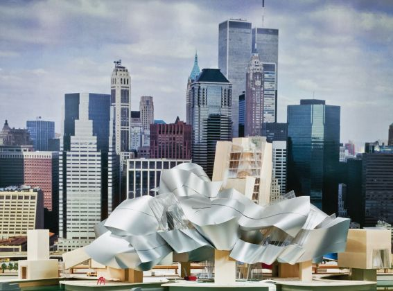 Frank Gehry, Guggenheim Museum 2000 Never Built New York Metropolis Books