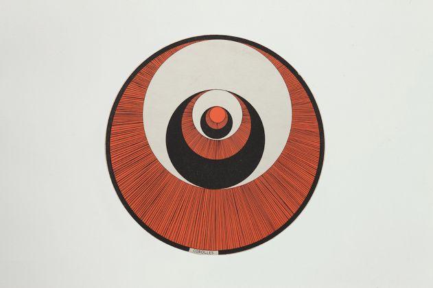 Marcel Duchamp, Rotorelief, Ph. Roberto Marossi