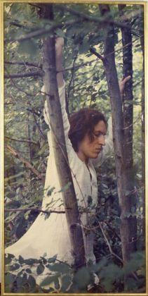 Luigi Ontani, Tentazione, 1970, stampa fotografica