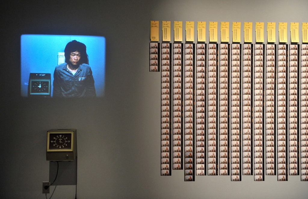57. Esposizione Internazionale d'Arte, Venezia 2017, Padiglione Taiwan, Tehching Hsieh, One Year Performance, 1980 81, New York. © Tehching Hsieh. Courtesy of the artist & Sean Kelly Gallery