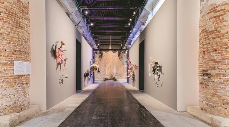 57. Esposizione Internazionale d'Arte, Venezia 2017, Rina Banerjee