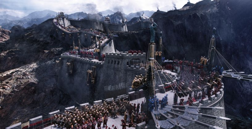 The Great Wall, il film
