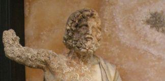 Zeus in trono, II-I sec. a.C.