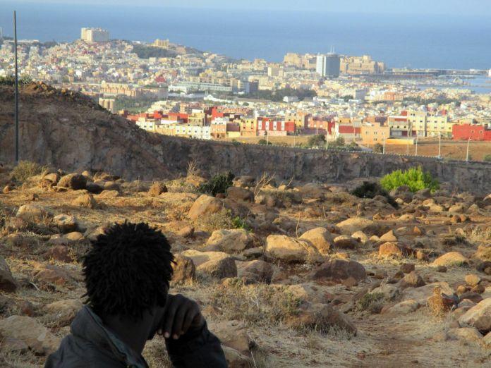 Les Sauteurs, Abou Bakar Sidibé