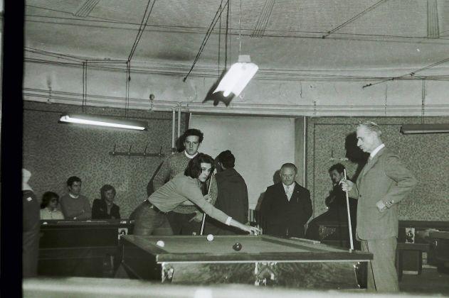 Albergo Diurno, Bergamo, anni '70. Photo Piermario Bellavita, Archivio digitale Storylab