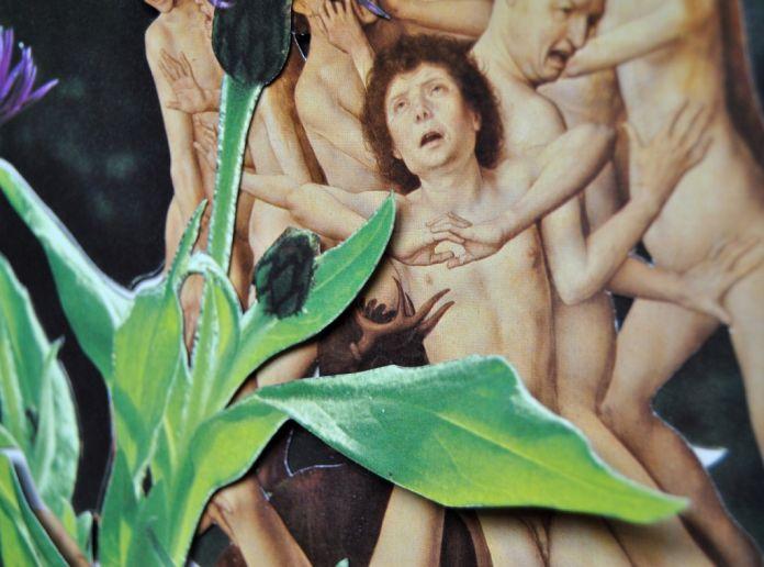 Alex Urso. Non toccare desiderio. Exhibition view at Galleria Centofiorini, Civitanova Marche 2017