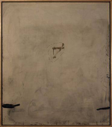 Antoni Tàpies, Grand Blanc sense matèria, 1965