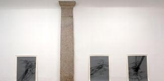 Antonio Marchetti Lamera. Storia di un'ombra. Exhibition view at Nuova Galleria Morone, Milano 2017