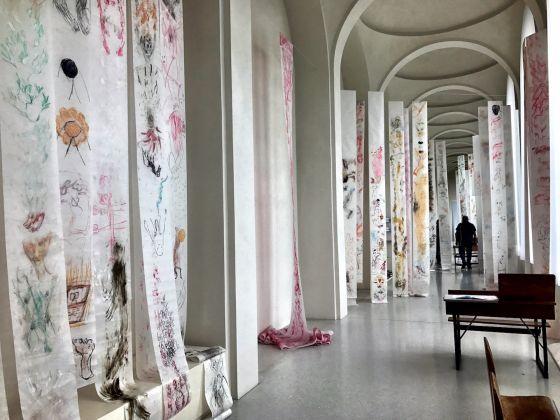 documenta14, installation view Kasse