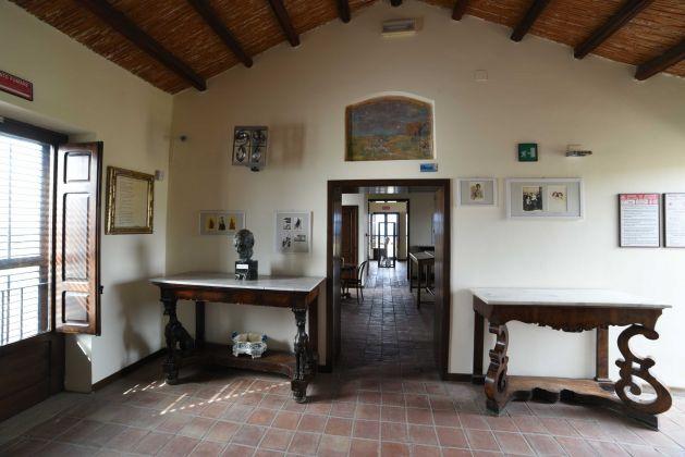 Casa Museo di Luigi Pirandello, Agrigento