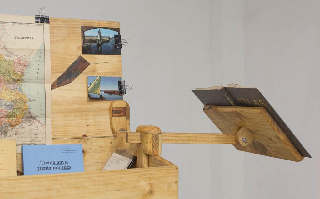 Chiara Sgaramella, Oryza Collection, particolare da installazione