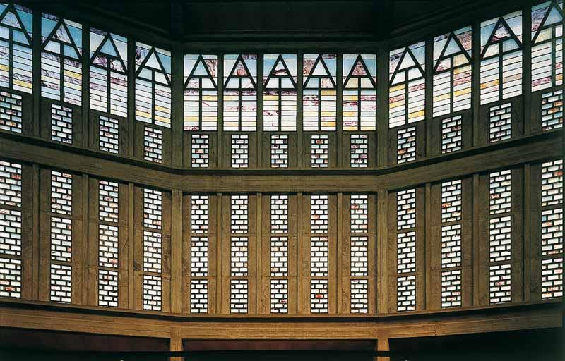 Chiesa della Beata Maria Vergine, Larderello