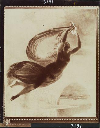 Collezione Cugnoni Roma Collezioni dell'Accademia di S. Luca, Iride, negativo, carta all'albumina incollata su vetro 1875-1900