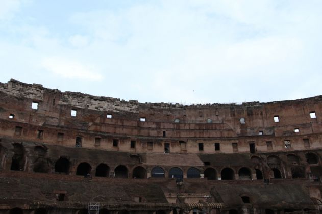Colosseo. Courtesy Archivio fotografico SS COL. Photo Bruno Fruttini