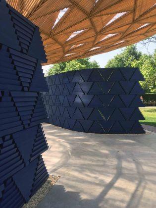 Diébédo Francis Kéré, Serpentine Pavilion 2017, Kensington Gardens, Londra photo credit Marta Atzeni