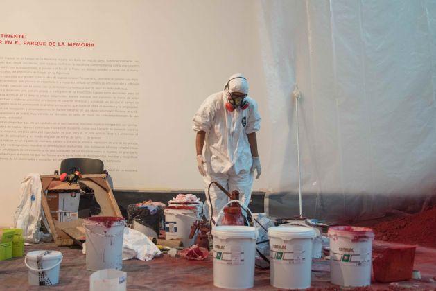 Destierro, l'installazione di Anish Kapoor a Buenos Aires