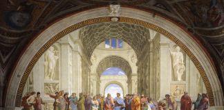 Le Stanze di Raffaello illuminate da Osram. copyright Governatorato dello Stato della Città del Vaticano