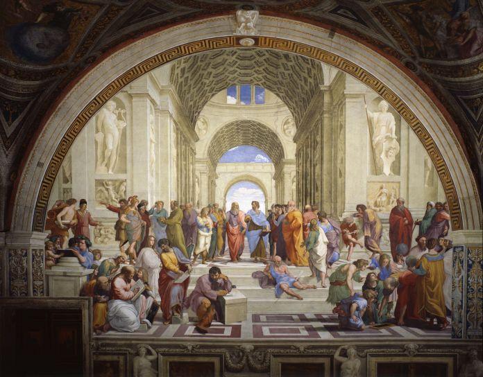 Le Stanze di Raffaello illuminate da Osram © Governatorato dello Stato della Città del Vaticano