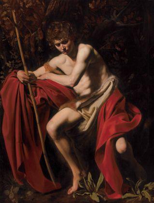 Michelangelo Merisi da Caravaggio San Giovanni Battista, 1603 Olio su tela, 172,7 x 132 cm The Nelson-Atkins Museum of Art, Kansas City, Missouri ©The Nelson-Atkins Museum of Art, Kansas City, Missouri