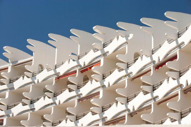 Dettaglio facciata, Credit Olivier Maynard