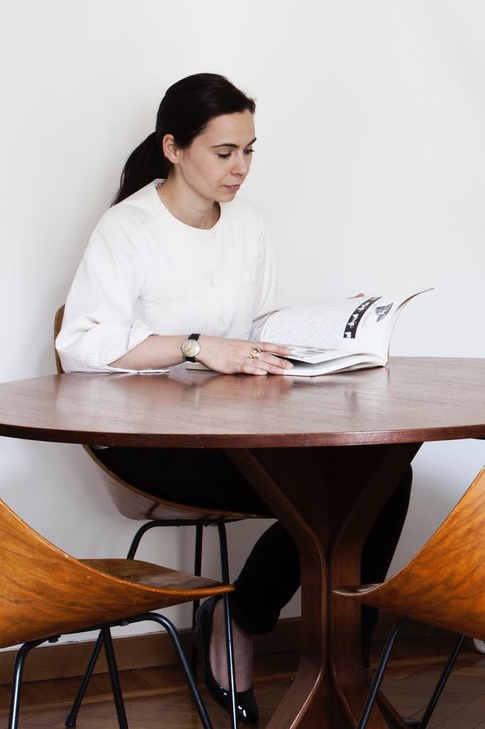 Cristina Celestino. Photo (c) Cristina Galliena Bohman