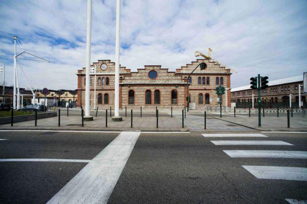 Nuove OGR Torino, Photo: Daniele Ratti