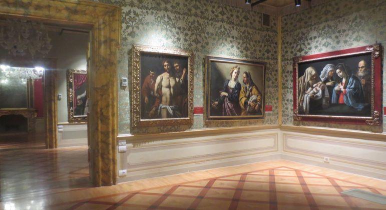 Da Giotto a Morandi. Exhibition view at Palazzo Baldeschi, Perugia 2017. Courtesy Fondazione Cari Perugia Arte