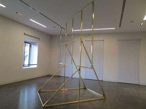 Davide Allieri. Balance. Exhibition view at Spazio Sanpaolo Invest, Treviglio 2017