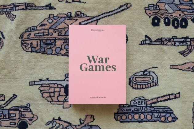 Diego Perrone, War Games (Humboldt Books 2017)