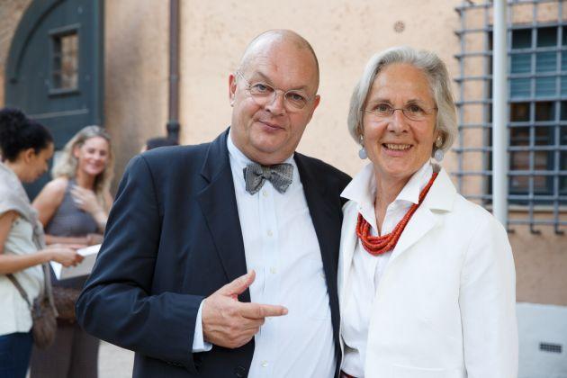 Direttore Joachim Blüher, Ambasciatore tedesco Susanne Wasum Rainer