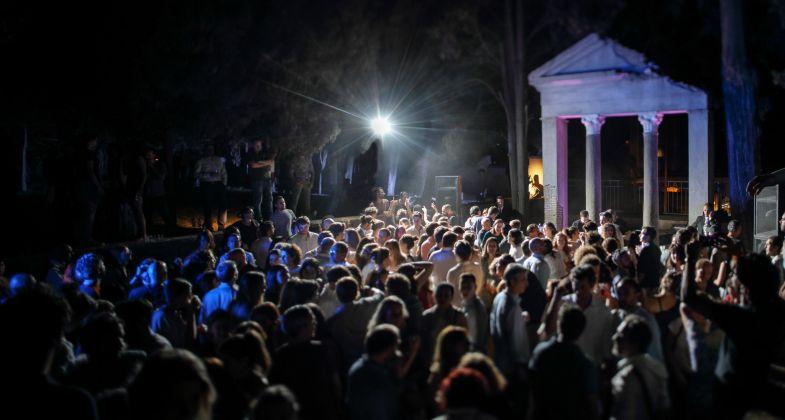 Dj Teenage Mutants Festa dell'Estate 2017 (c) Villa Massimo Foto Alberto Novelli