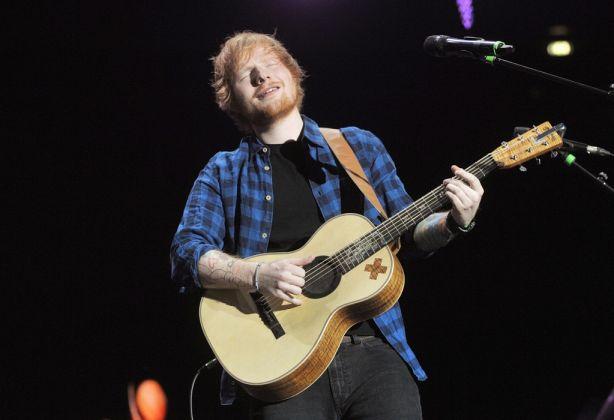 Ed Sheeran. Photo Gigliola Di Piazza