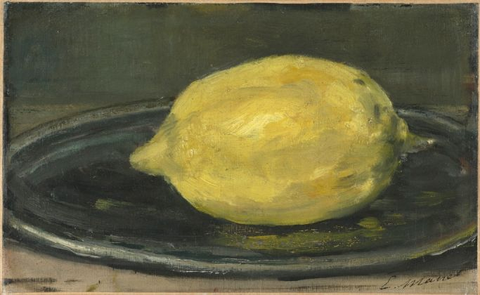 Edouard Manet, Le citron, 1880. Musée d'Orsay, Parigi