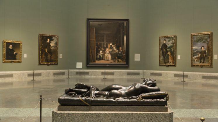 MATTEO BONUCCELLI, Hermafrodito, 1652 Museo del Prado