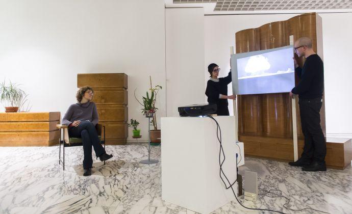 GAM, Torino, installation view