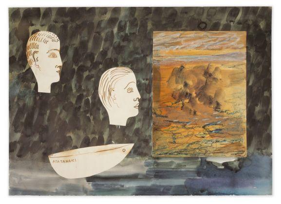 Fausto Melotti, Atatanaki, 1958 © Fondazione Fausto Melotti, Milano. Courtesy the Foundation and Hauser & Wirth