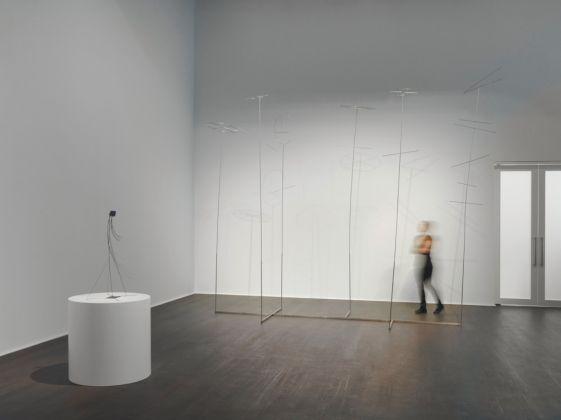 Fausto Melotti. Eden. Installation view at Hauser & Wirth, Zurigo 2017. © Fondazione Fausto Melotti, Milano. Courtesy the Foundation & Hauser & Wirth