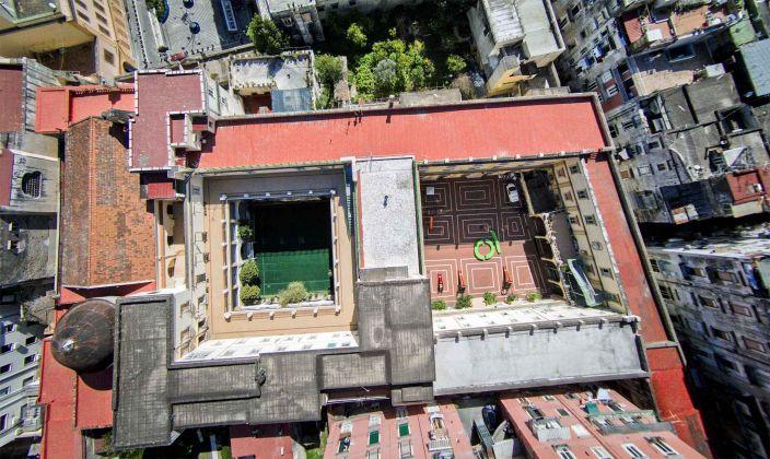 Fondazione Quartieri spagnoli, Napoli. Photo Kontrolab