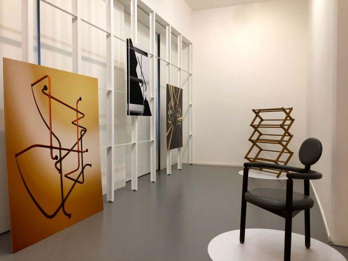 Fuori catalogo. Exhibition view at Fondazione Vico Magistretti, Milano 2017