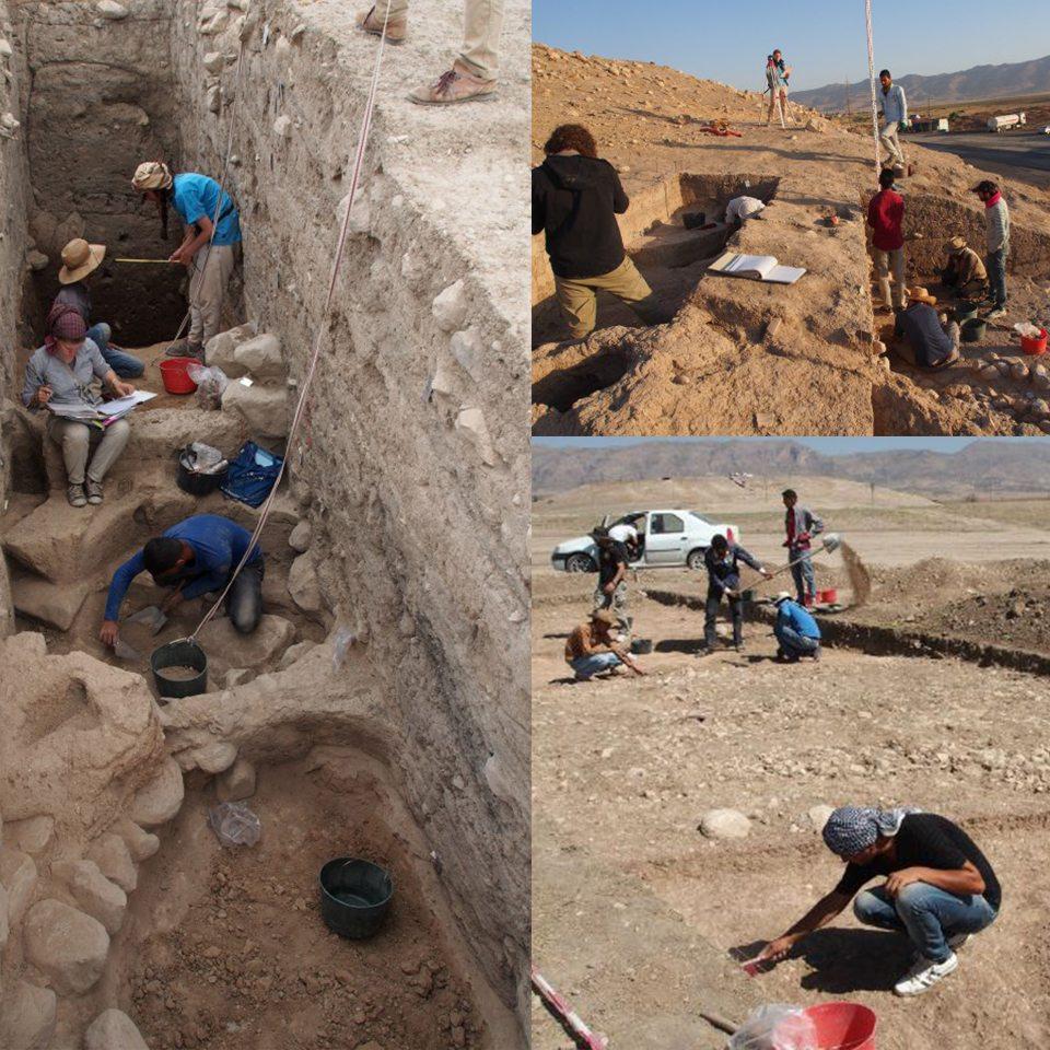 Grande città dell'età del bronzo a Nord dell'Iraq