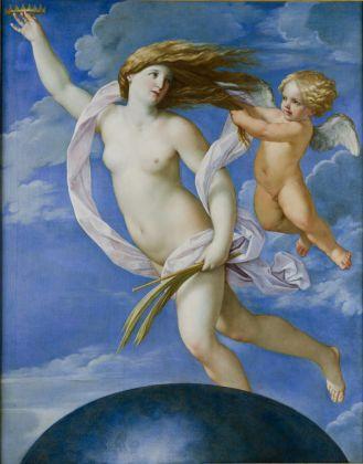 Guido Reni, La Fortuna, olio su tela, 1637 ca., Accademia Nazionale di San Luca, Roma