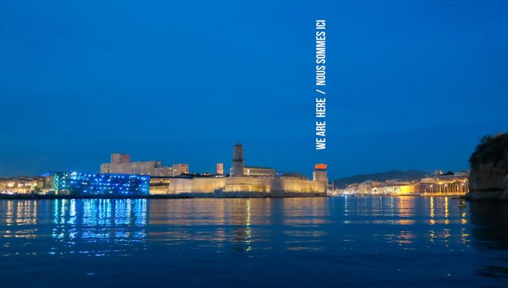 Gandolfo Gabriele David, Gandolfo Gabriele David, We Are Here | Nous Sommes Ici, 2017 - MUCEM, Marsiglia