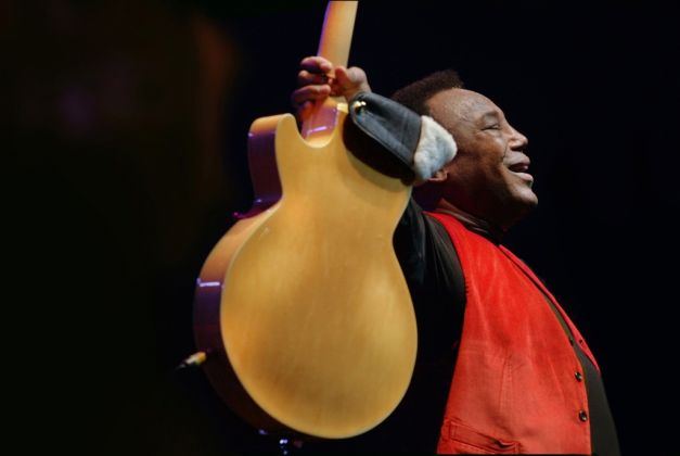 George Benson. Photo Angelo Redaelli