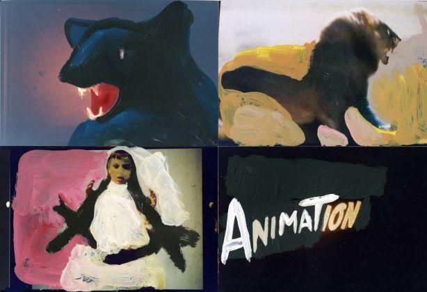 Gianluigi Toccafondo, Animation, 2008, disegno per il Festival del Cinema d'Animazione di Lucca