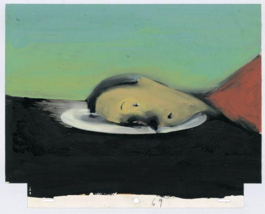 Gianluigi Toccafondo, Pinocchio, 1999, disegno per il cortometraggio (produzione Toccafondo, La Sept Arte, 6 minuti, pellicola 35 mm)