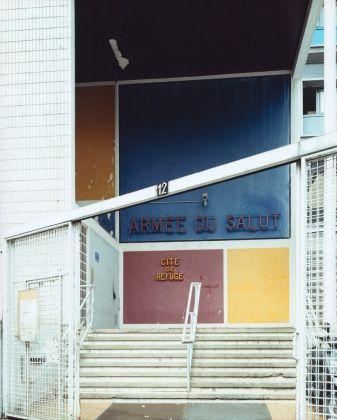 Guido Guidi, Cité de Refuge, 2003, stampa a contatto, 20 x 25 cm